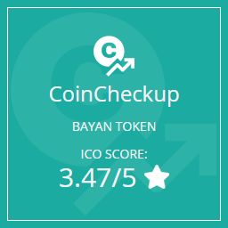 Bayan Token ICO rating